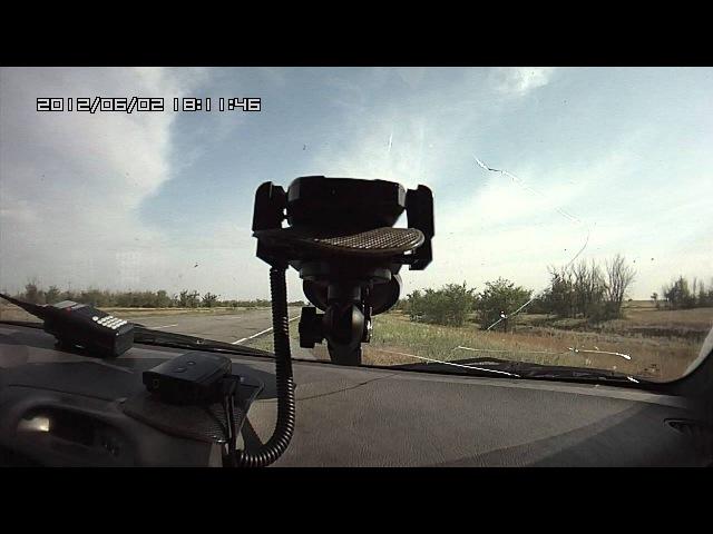 Тест радар-детекторов на радары ДПС на 2км. Часть 3