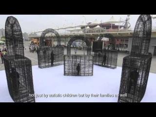 Saatchi & Saatchi holds Autism-Themed Performance Art Show