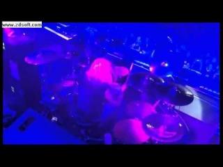 Evanescence // Call Me When You're Sober @ Revolver Golden Gods Awards 2012