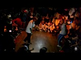 Kashmir vs Guiu / 1 on 1 Finals / House Dance UK: Feb 2012