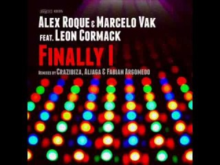 Alex Roque & Marcelo Vak feat. Leon Cormack - Finally I (Original Vocal Mix)