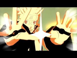 Naruto Ninja Storm 3 Trailer 5 / Naruto Kurama Bijuu Dama! / DLC Naruto Costume Goku! Lançamento
