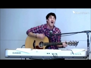 Darren Criss - Animal (acoustic)