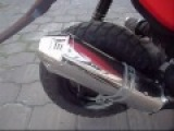 My Scooter Italika WS 150 Exhaust Yoshimura TRC R-22 and Air Filter S&B Gascon