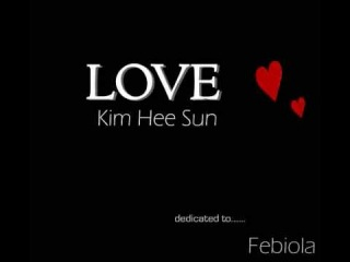 L-O-V-E Nat King Cole (sang by Kim Hee Sun)