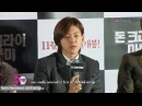 Premiere of the movie 'Don't Cry Mommy' with Dong-ho of U-Kiss [Showbiz Korea]