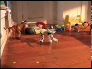 Испанский Танец База Лайтера из Истории Игрушек 3