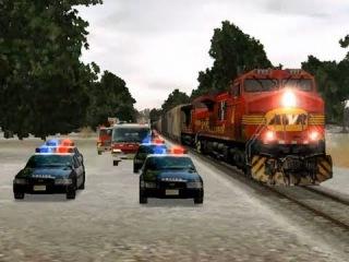 Неуправляемый теперь и в TRAINZ