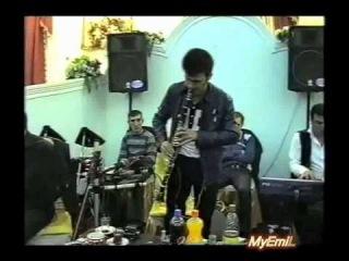 Azeri Klarnet.Zahid Sabirabadli. Sabirabad Toy. Istanbul.