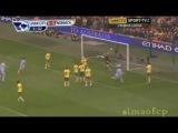 Manchester City - Norwich 5-1 Goals & Highlights Sergio Aguero Samir Nasri Mario Balotelli