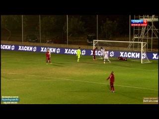 ПФК ЦСКА - Норшелланн. Жорес Окоре (автогол), 69 (3:1)