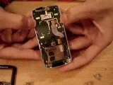 SonyEricsson K750 Disassembly Video