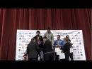 Marsagishvili Dato - awards Ceremony 84 KG Kiev 2012