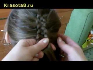 Коса из пяти прядей (урок).mp4