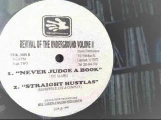 Revival Of The Underground II - The Alamo - Never Judge A Book