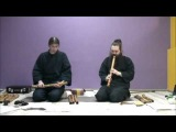 Японская классическая музыка сякухати ,