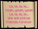 Graduation (Friends Forever) - Vitamin C + Lyrics