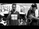 Bcap on a boat backed by dub apocalypse