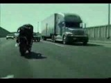 MATRIX  Reloaded - Awesome Bike stunt