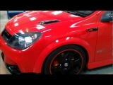 Vauxhall Astra VXR Custom 2 with Scorpion Exhaust