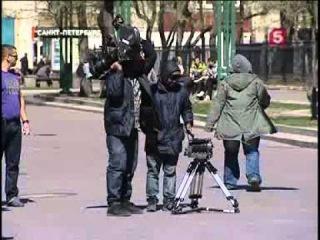 В Петербурге снимают индийский фильм