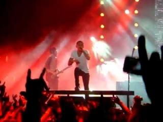 Linkin Park - Faint (live in Saint-Petersburg,CKK)
