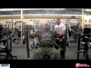 Victor Martinez Chest Workout Bev Francis Powerhouse Gym