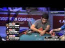 World Series of Poker 2012 ME. Baumann vs Strelitz