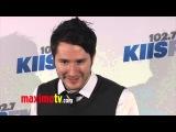 Adam Young OWL CITY at KIIS-FM's Jingle Ball 2012 Arrivals