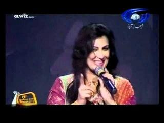 Afghan 6th ATN Awards 2012 - Naghma HQ