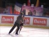 Barbora Silna - Juri Kurakin Trophy of Lyon 2012 Free Dance