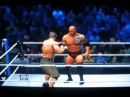 WWE '12 - Wrestlemania 28 The Rock Vs. John Cena