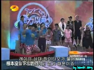 [KOR SUB-한글자막3] 120716 EXO-M Going All Out (全力以赴) Part 3/3