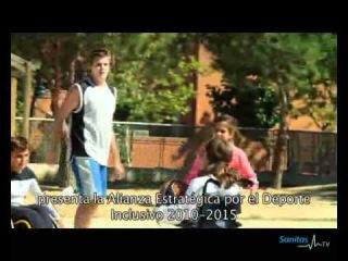 Vídeo de la estrategia del deporte inclusivo, Fundación Sanitas