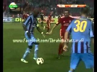 Yattara vs Liverpool
