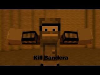 Minecraft Animation   Убийство бендера   На конкурс