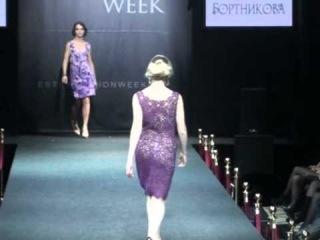 Estet Fashion Week.Показ коллекции Маргариты Бортниковой