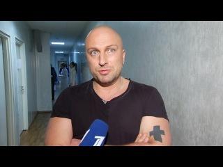 Голос - Дмитрий Нагиев боится прямого эфира - Первый канал