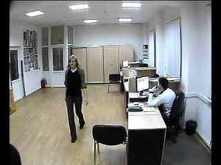 Пример видеозаписи с бюджетной камеры RVI E-21