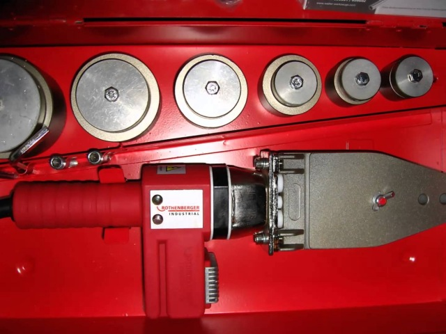 Rothenberger Roweld P63 E Set аппарат для сварки враструб
