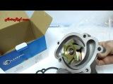Насос водяной (помпа) на ГАЗ Газель 406 двигатель 4061-1307010