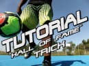 ★TUTORIAL★ HALL OF FAME FREESTYLE TRICK★FIFA STREET FUßBALL DRIBBEL SKILL VIDEO CR7 PANNA