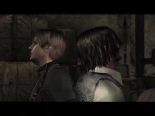 Resident Evil 4 Прохождение Часть 5 (1-1)  - Луис Сера