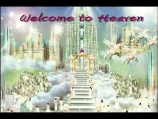 PICTURES OF HEAVEN & RAPTURE - Heaven & Rapture Is Real!