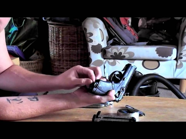 Beretta A-9000S CO2 Cal .177