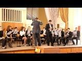 К.М. Вебер Концерт для кларнета с оркестром 1ч