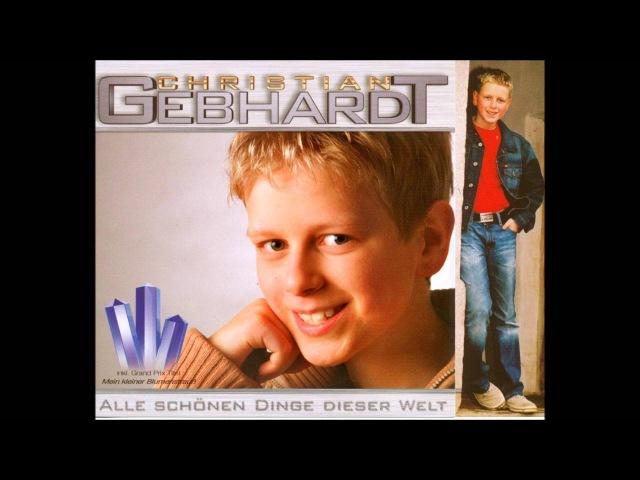 Christian Gebhardt boy alto sings Die Süßesten Früchte Popapiccolino 2004