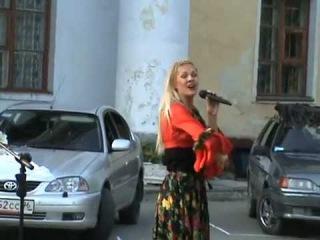 Великолепная певица Тимук Анна- Гитара