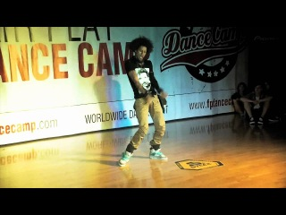 Les Twins in Cracow | Laurent | FAIR PLAY DANCE CAMP 2012