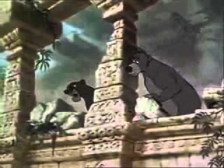 Танец орангутанга и Маугли.avi